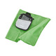 CAMPZ Micro Fibre Ręcznik M zielony